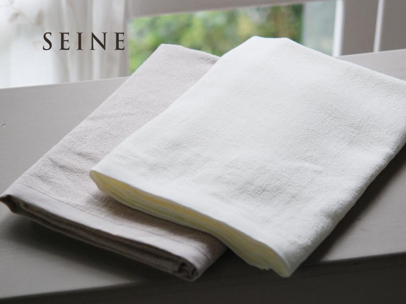 表パイル裏ガーゼの軽くて薄いタオルです。