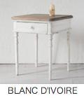 BLANC D'IVOIRE ブランディボワール