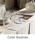 コテバスティド Côté Bastide,南仏のインテリアブランド。シンプルな上品さ