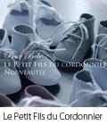 Le Petit Fils du Cordonnier ル・プチ・フィス・デュ・コルドニエ -  赤ちゃんのシューズ