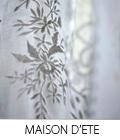 MAISON D'ETE メゾンデテ 南仏のカーテン