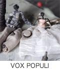 VOX POPULI 南仏アヴィニョン ヴォックスポプリのオブジェ